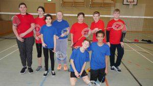 RE Badminton