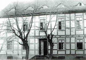 alte Schule erbaut 1843